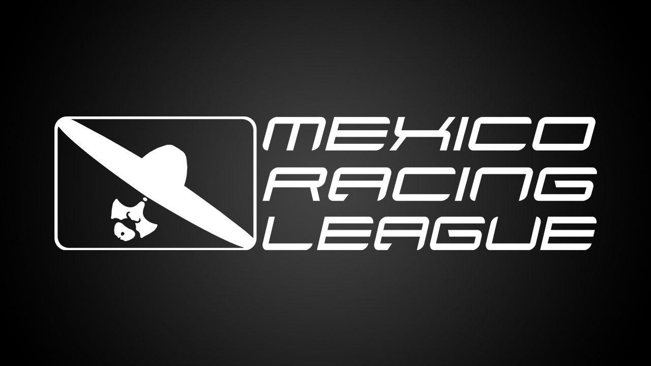 Mexico Racing League Sticker Satu Sticker