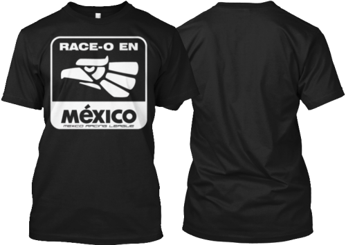 raceo front and back