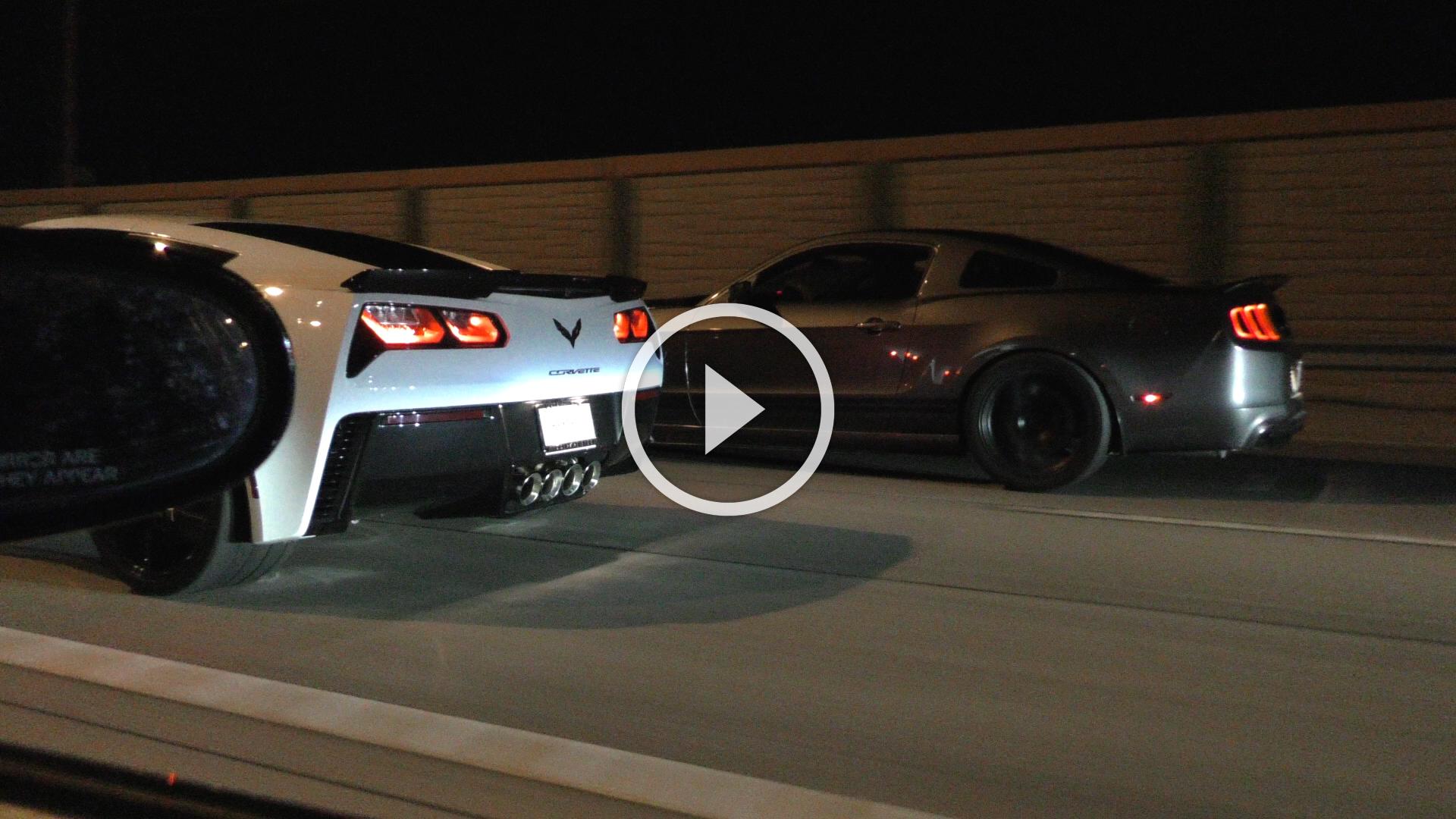 LS swap RX7 vs C7 Z06 vs bolt-on GT500s!   Mexico Racing League